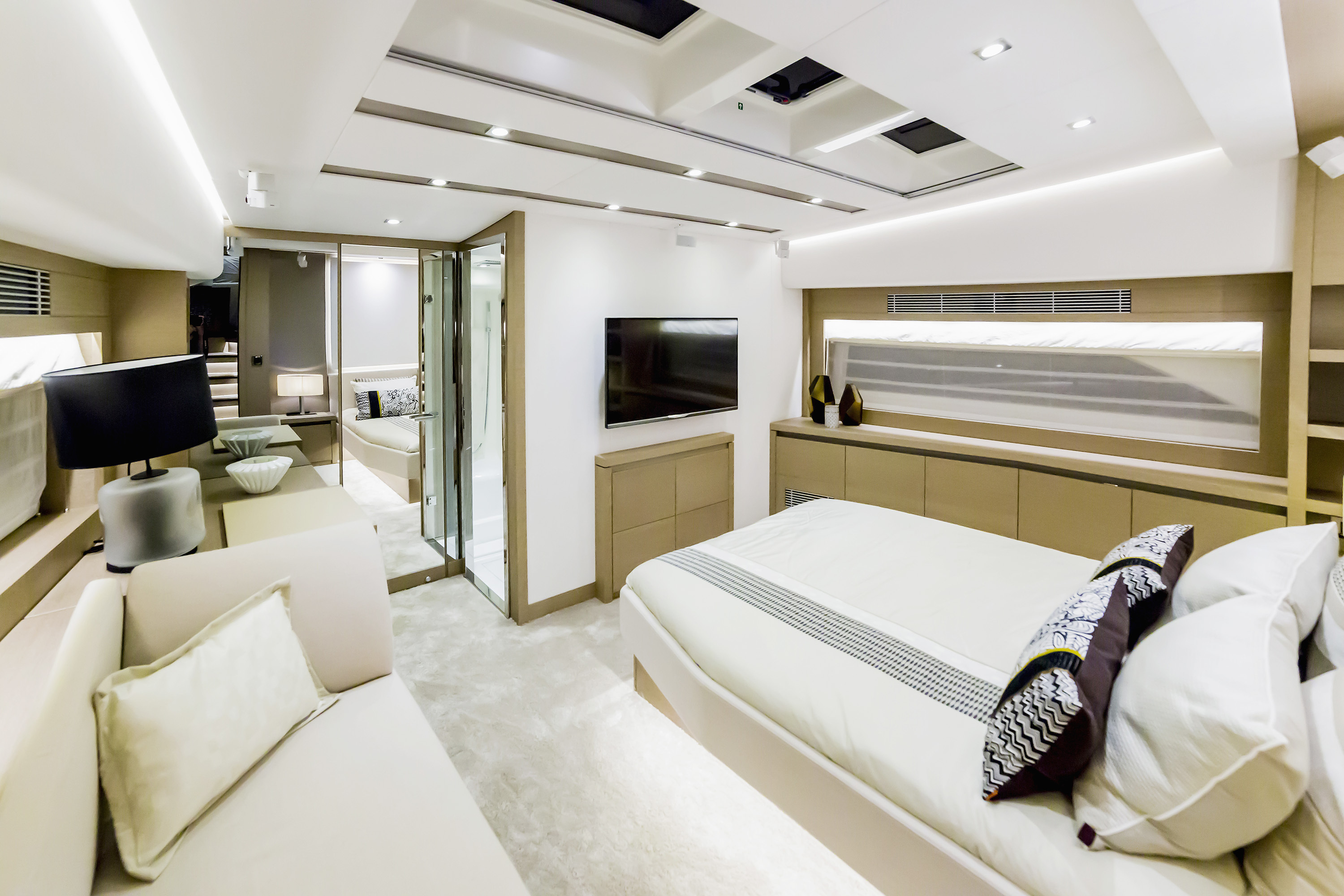 yacht bed interior luxury beds